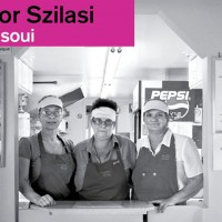 Gabor Szilazi à Marsoui
