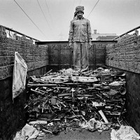 Recyclage Delhi © François Pesant