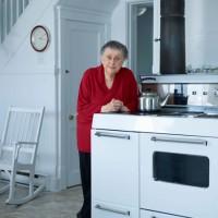 Yvonne Fergusson, Cap-des-Rosiers