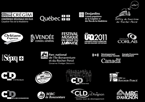 Les rencontres internationales de la photographie en gaspesie